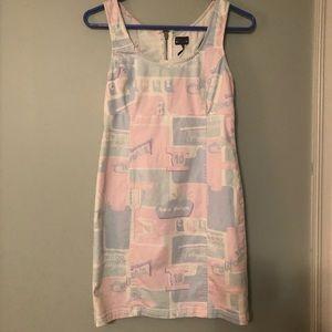 Kendall & Kylie Mini Dress